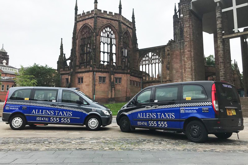 Taxi Service Coventry